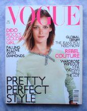 Vogue Magazine - 2001 - November